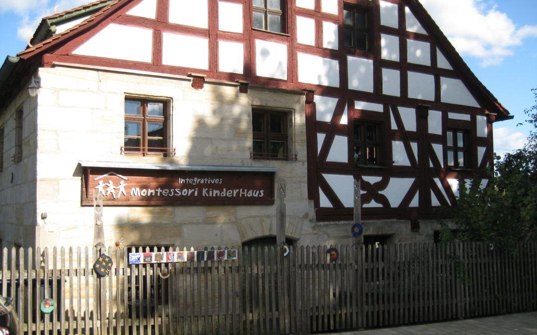 Neuer Gruppenraum für Montessori Kinderhaus